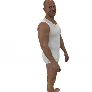 Mens onesie preventa wear